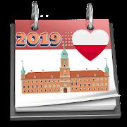 Polish Calendar 2019