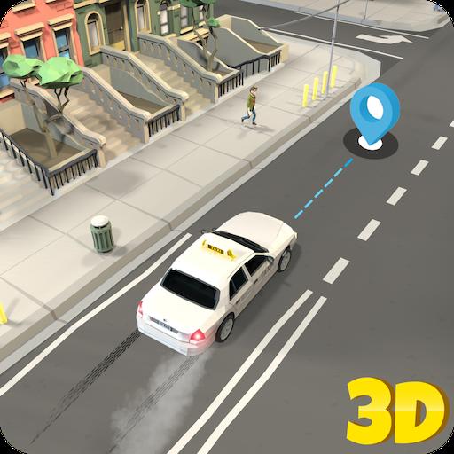 Pick me up 3D: Traffic Rush