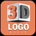 3D Logo Maker 2019 icon