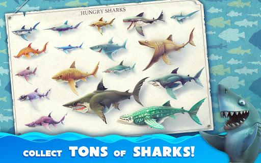 Hungry Shark World modavailable screenshots 9
