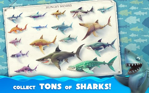 Hungry Shark World Mod Apk 9