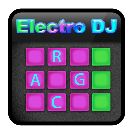 Electro DJ Pads Keyboard Theme app (apk) free download for Android/PC/Windows
