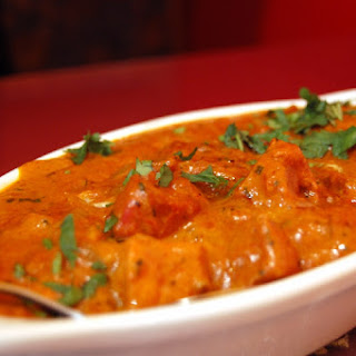 Murg Makhani or Butter Chicken in the Slow Cooker