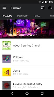 Carefree Church- screenshot thumbnail