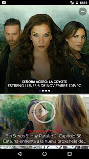 Telemundo Novelas - náhled