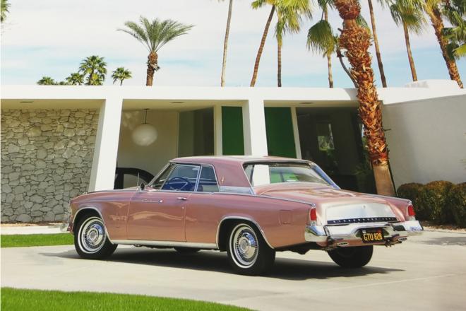 1963 Studebaker Hire CA