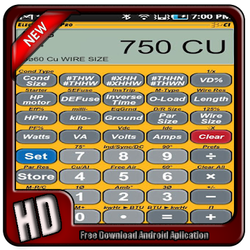 New wire calculator pro apps on google play new wire calculator pro keyboard keysfo Images