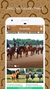 Equestrian Amino for Horse Riders - náhled