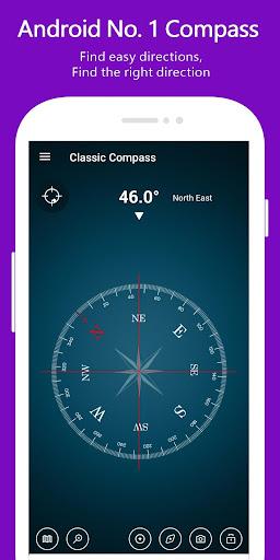 Compass Maps Pro screenshot 1