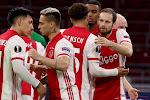 Rondje Europa League: Ajax zet favorietenrol kracht bij, Europa League voorbij voor Jan Vertongen én Leicester-Belgen