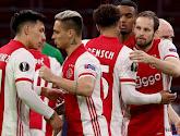 Topper tussen Ajax en AS Roma in kwartfinales Europa League, Manchester United neemt het op tegen Granada