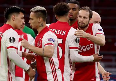 Ajax blaast de concurrentie weg, en speelt voor de 35ste keer kampioen