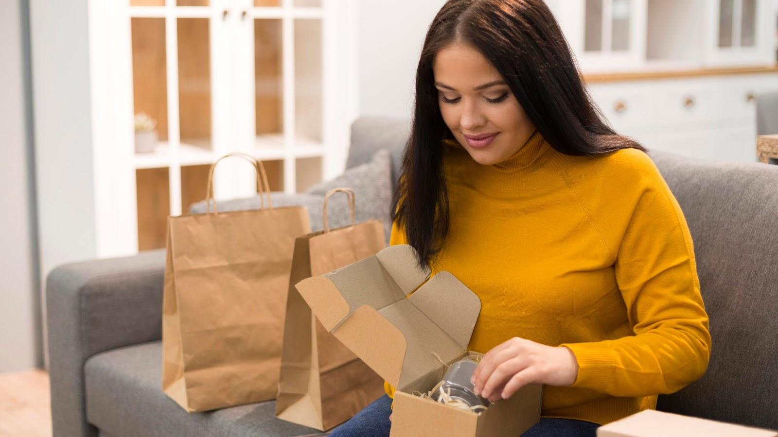 A agilidade na entrega é uma questão importante do frete para e-commerce. (Foto: Freepik)