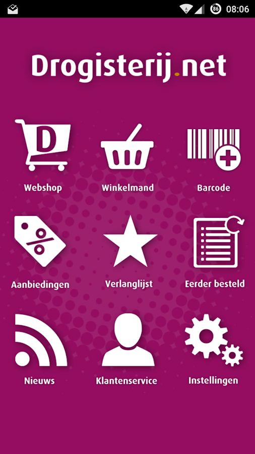 Drogisterij.net Mobiel- screenshot