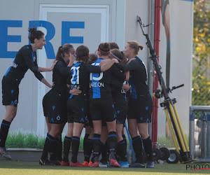 Vrouwen Club Brugge pakken eerste zege in Super League tegen OH Leuven