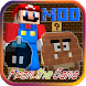 Super mariὸ from games for MCPE