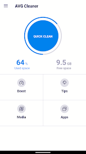 AVG Cleaner Pro Mod APK (Premium unlocked, No ads)