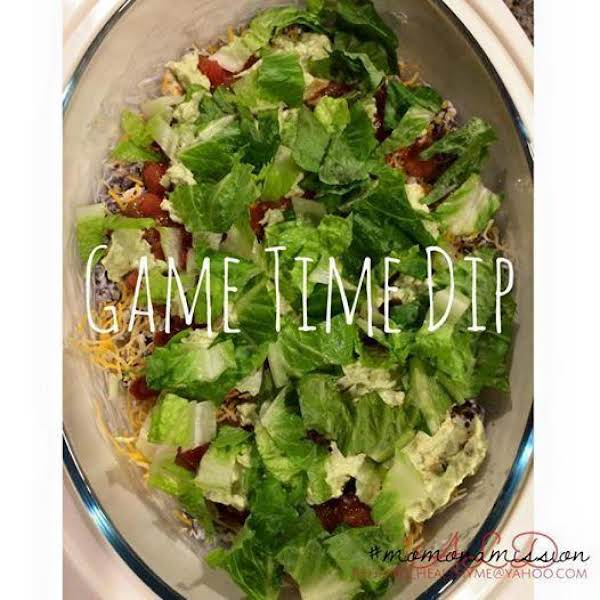 Game Time Dip Recipe