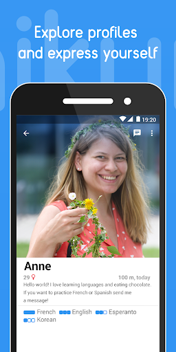 Amikumu – find nearby speakers ss2