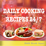 Daily cooking recipes 247 Icon