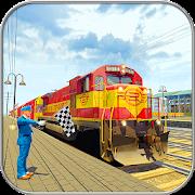 سباق القطار الهندي محاكي للمحترفين: لعبة القطار APK