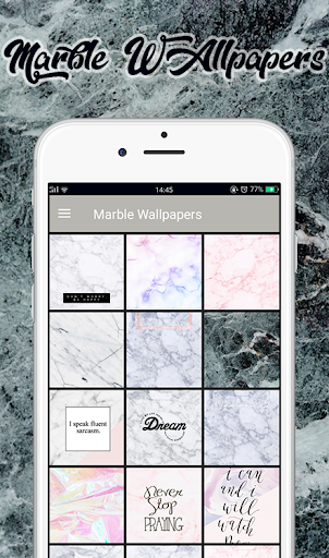 Screenshot for Marble Wallpapers in Hong Kong Play Store