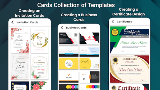 Online Poster Design Maker App Report On Mobile Action App
