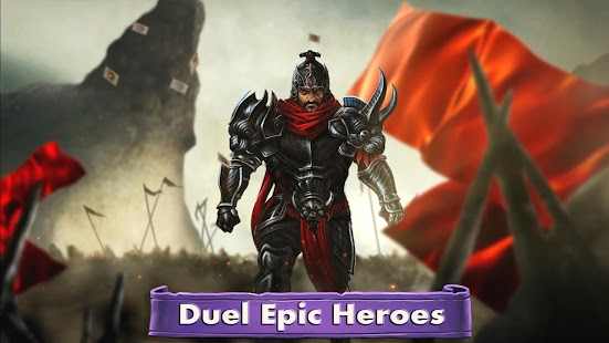 Clash of Warriors | Card Game- screenshot thumbnail