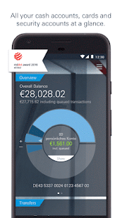 Deutsche Bank Mobile- screenshot thumbnail