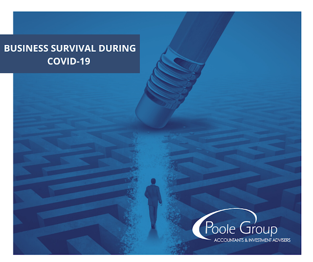 BUSINESS SURVIVAL DURING COVID-19