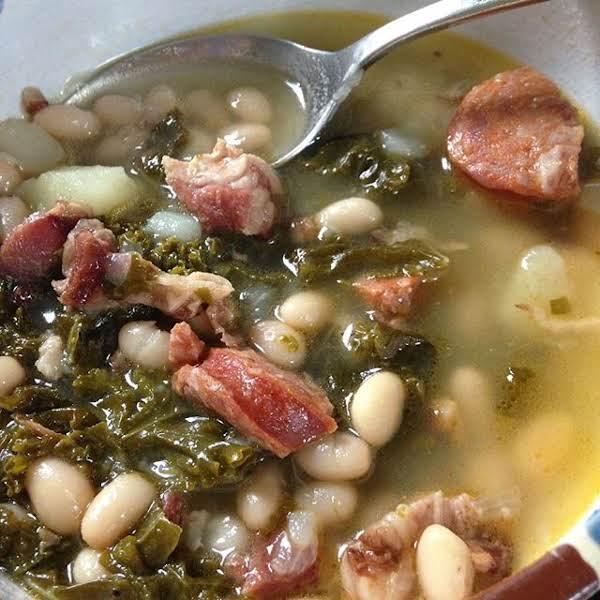 Kale Soup - Portuguese Style Recipe