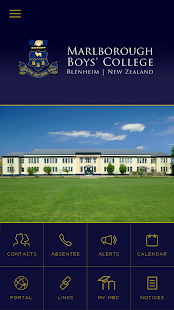 Marlborough Boys' College- screenshot thumbnail