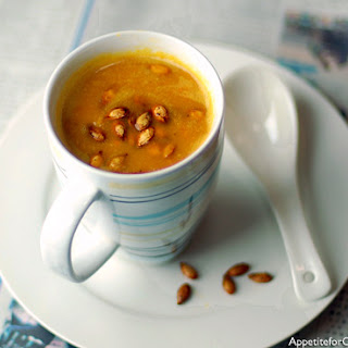 Tea-Scented Pumpkin Soup