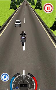 Rychlost Kolo Závodění 3D - náhled