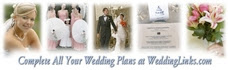 Photo: From casual to elegant WeddingLinks.com has inspiring resources.