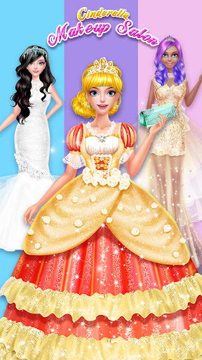 Cinderella Fashion Salon - Makeup & Dress Up  screenshots EasyGameCheats.pro 4