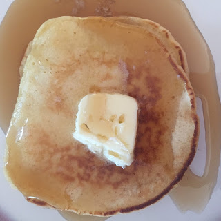 Yummy Organic Pancakes