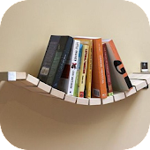 Bookshelf On Wall Ideas