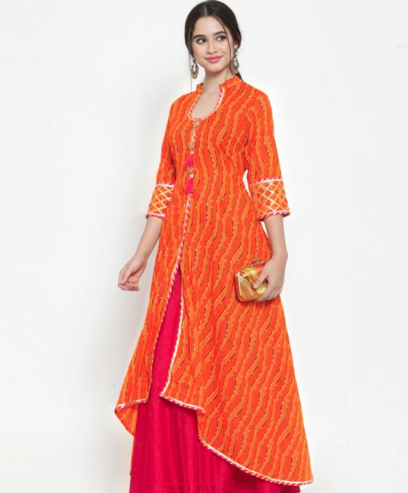 traditional-indian-prints-leheriya-fashion