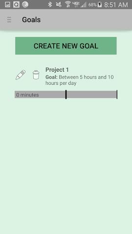 android qTimer Screenshot 4