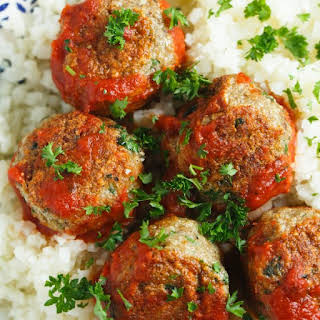 Moroccan Turkey Meatballs.