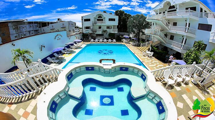 Hoteles en Melgar