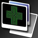Pharmacy simple LWP icon