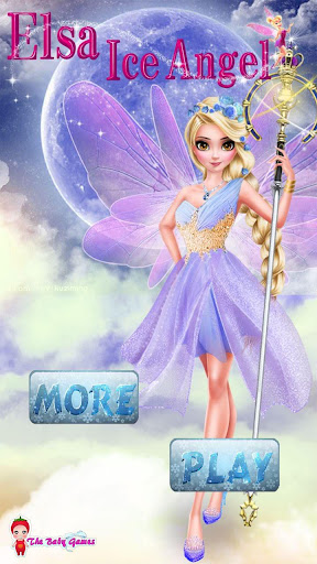 Elsa Ice Angel
