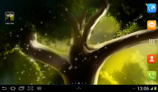 Fairy Tree Live Wallpaper screenshot 6
