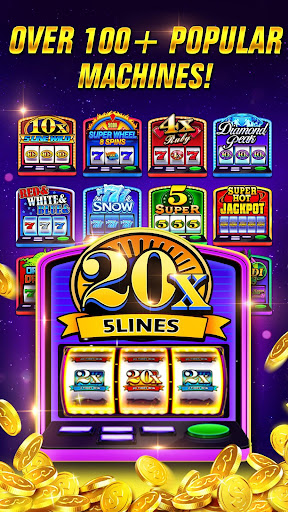Lucky Draw - 3D Casino Slots screenshots 1