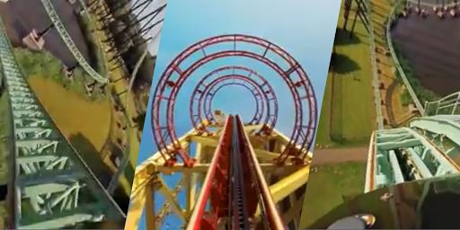 VR Thrills: Roller Coaster 360 (Google Cardboard) 1.6.2 12