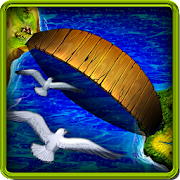 Bridges , (free offline classic puzzle, no ads)