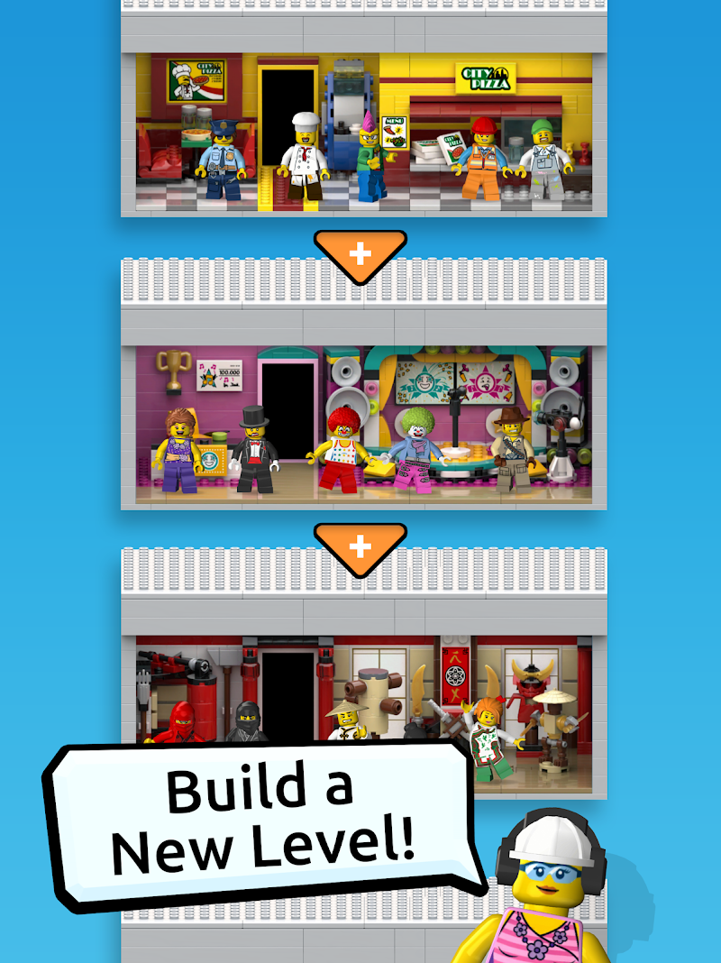 LEGO® Tower Screenshot 8
