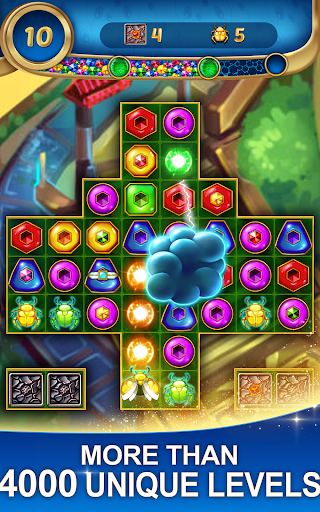 Lost Jewels - Match 3 Puzzle filehippodl screenshot 15